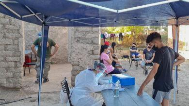 Photo of Tras los 25 casos de ayer, este martes se confirman 110 nuevos casos