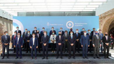 Photo of El Presidente y los gobernadores firmaron el Consenso Fiscal: «Hay un país que nos reclama trabajar unidos»