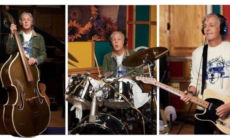 Photo of Cómo es McCartney III, el disco del beatle grabado durante la cuarentena