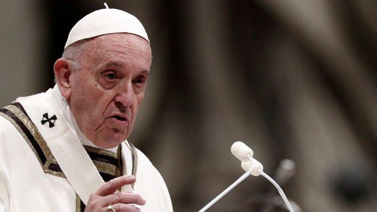 """Photo of El mensaje del papa Francisco en la previa del debate sobre el aborto en Argentina: """"Toda persona descartada es un hijo de Dios"""""""