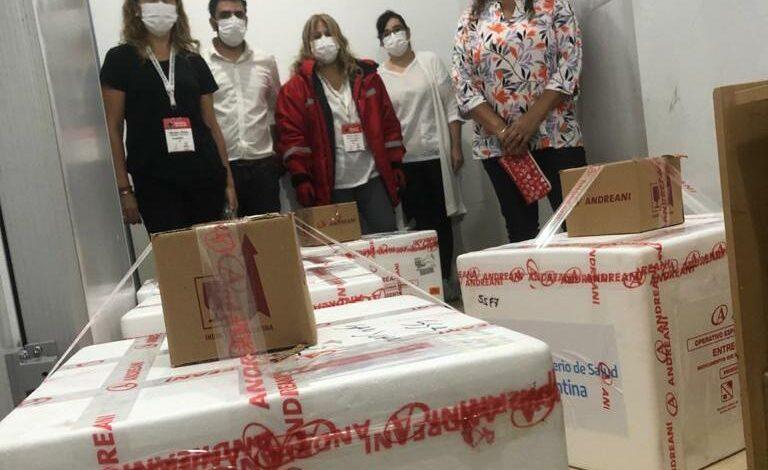 Photo of Llegaron las primeras dosis de la vacuna rusa a San Juan