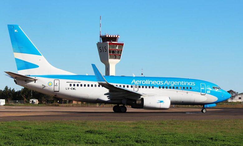 Photo of Llegó al país el avión de Aerolíneas Argentinas que trae 300 mil dosis de la vacuna rusa Sputnik V