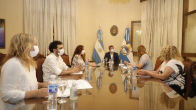 Photo of Salud le presentó a Uñac detalles sobre la planificación de la vacunación contra el coronavirus