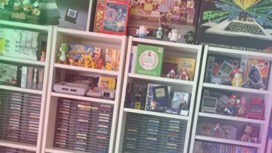Photo of La madre le tiró una colección de juegos valuada en 500 mil dólares
