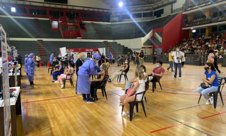 Photo of Comenzó la vacunación contra el COVID-19 con los equipos de Salud