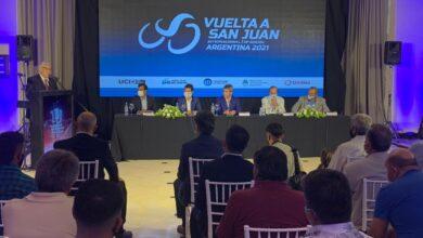 Photo of Ciclismo:  Presentación oficial de la Vuelta a San Juan