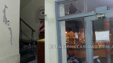 Photo of Así quedó la Comisaría 8ª de Sarmiento tras el terremoto