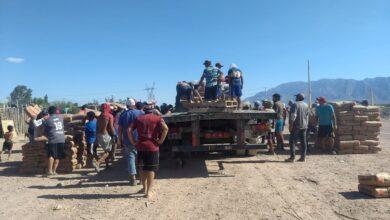 Photo of El Gobierno de la provincia continúa con la asistencia a familias damnificadas