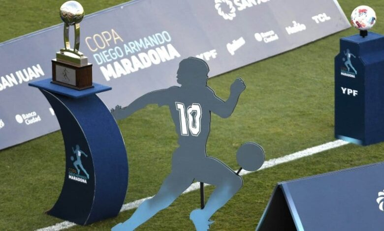 Photo of Nueva Copa Maradona, promedios y VAR