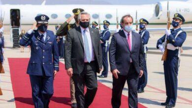 Photo of El Presidente Fernández firmó acuerdos con Piñera en su visita a Chile