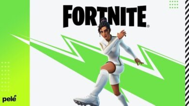 Photo of El Rey Pelé llega a Fortnite esta semana