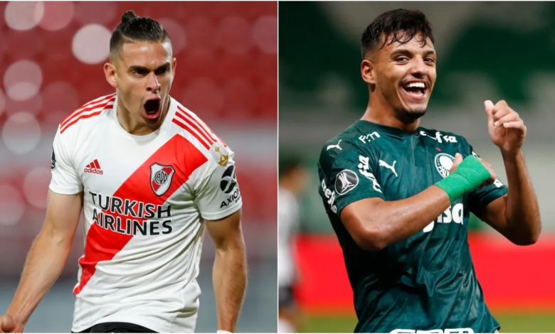 Photo of River vs. Palmeiras, por la Copa Libertadores: horario, formaciones y TV