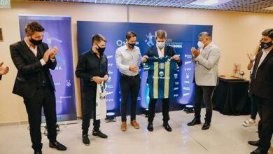 Photo of El Gobernador Uñac dijo que «los sanjuaninos estamos muy orgullosos de tener lo mejor del fútbol argentino en la provincia»