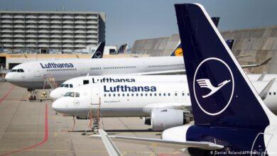 Photo of Lufthansa le pidió permiso al Gobierno argentino para volar hacia las islas Malvinas